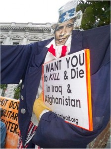 Obama: I WANT YOU to Kill & Due in Iraq & Afghanistan