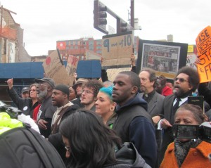 October 21, 2011 Stopping NYPD Stop &amp; Frisk